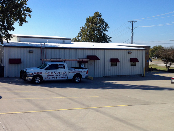 Commercial Project 10 Cen Tex Roof Systems