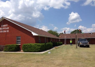 Commercial – First Baptist Church