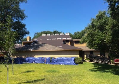 Residential – New Roof for House